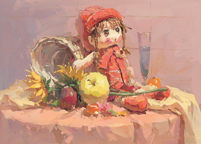 色彩作品12
